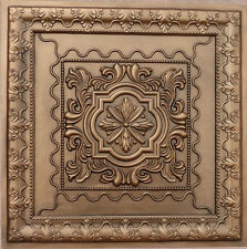 Ceiling Tile Decorative PVC  Easy to Install Glue Up or Drop In Grid #24