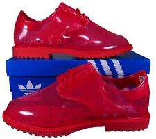 Adidas Originals ObyO Opening Ceremony Rubber Dress JELLY Oxford Shoe RED Q20132