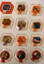 DISNEY INFINITY Power Disc Wave / Series 3 Selection - Pick the one you want
