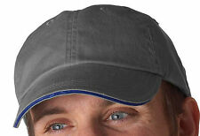 Mega Cap Low Profile Normal Dyed Cotton Twill Cap 7636