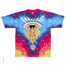 New JIMI HENDRIX Bold As Love Tie Dye T Shirt