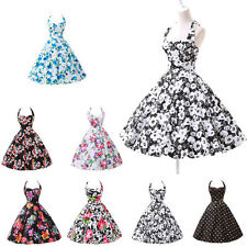 2014 CHEAP!Sexy Lady Vintage Swing 50s 60s Polka Pinup Rockabilly Swing Dresses
