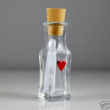 Valentines Day Message in a Bottle - Romantic Personalised Present For Him / Her