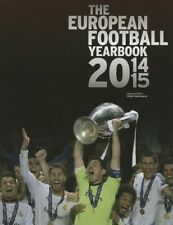 NEW European Football Yearbook 2014/15 by Mike Hammond Paperback Book Free Shipp
