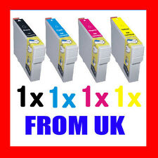 4 COMPATIBLE INK FOR EPSON STYLUS COLOUR PRINTER