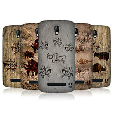 HEAD CASE DESIGNS CAVE PAINTING CASE COVER FOR HTC DESIRE 500