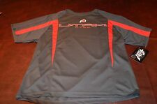 Utah Utes Moisture Wicking Mens Shirt *New with Tags* College Football Running