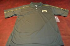 Mens Oregon Ducks Golf Shirt  *New with Tags* Moisture Wicking Material College