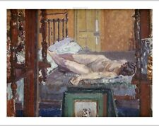 SPENCER FREDERICK GORE Camden Town Nude CANVAS ART choose SIZE, from 55cm up