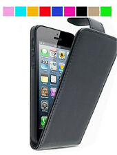 New Luxury Flip Leather Case For Apple iPhone 5 and 5s