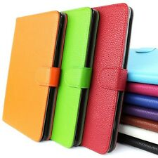 For Apple iPad Mini 2 with Retina Display W/Stand Wallet PU Leather Cover Case