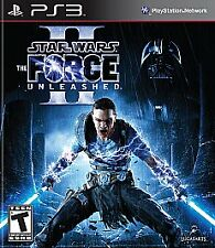 Star Wars: The Force Unleashed II  (Sony Playstation 3, 2010)