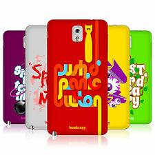 HEAD CASE IDIOMS RELOADED BATTERY BACK COVER FOR SAMSUNG GALAXY NOTE 3 N9000