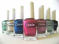 Color Club Polish - Metallic Colors - 927,928,929,930,931,932,1001 - Your pick