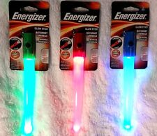 Energizer LED Glow Stick- Choose Blue, Red or Green- BNIP- Free Shipping