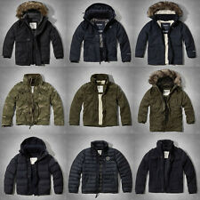 Abercrombie & Fitch Jacket Outerwear & Coats S M L XL