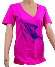 Calcutta T-Shirt Ladies Marlin Wrap CHPK-CAL50