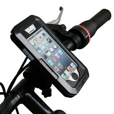 Waterproof Bike Bicycle Handlebar Mount Holder Armband Case For iPhone 5/5S/5C