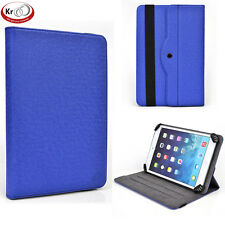 Kroo Vodafone Smart Tab II 2 7 Universal Folio Tablet Case with Rotation