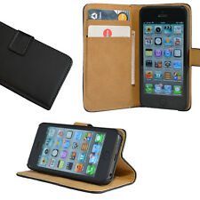 Book Style Handy Tasche für Apple iPhone HTC LG Motorola Flip Case Cover Etui