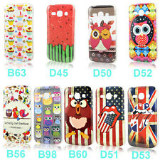 Various Soft Case Cover For Samsung Galaxy Ace 3 S7272 + Stylus
