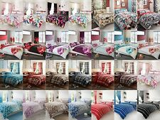 New Duvet Quilt Cover Bedding Sets With Pillowcase Single,Double,King