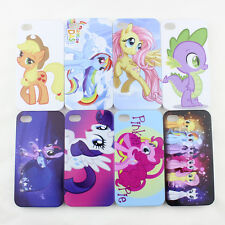 My Little Pony Friendship Is Magic Pattern Back Case Cover For Apple iPhone 4 4s