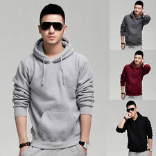 ~Discount Sell Men Hoodies Hooded Coats Stylish Pullover Slim Fit Jackets Hooded