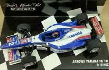 MINICHAMPS 970001 970002 970101 ARROWS F1 model car D Hill & P Diniz 1997 1:43rd