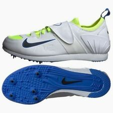 New $120 NIKE Zoom PV2 Pole Vault Mens Size 14 Track Running Spike Shoes White