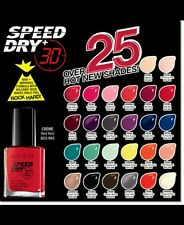 AVON *NEW SHADES* Nailwear Speed Dry & Glow Pro+ 12ml RRP £6.00 *ONLY £2.99*
