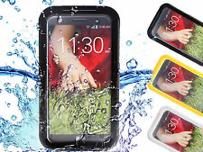 For LG Optimus G2 Waterproof Shockproof Dirt Snow Proof Durable Case Cover
