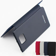 SMART SLIM BATTERY BACK FLIP LEATHER CASE COVER FOR SAMSUNG GALAXY S2 II i9100