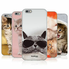HEAD CASE CATS GEL BACK CASE COVER FOR APPLE iPHONE 6 4.7