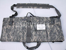 US Army Machine Gun Barrel Rifle Carrying Tactical Case Bag ACU M240B M249 SAW