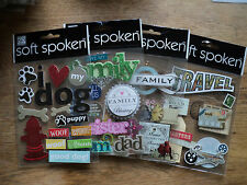 ASSORTED MAMBI ME AND MY BIG IDEAS SOFT SPOKEN STICKERS LOTS TO CHOOSE FROM BNIP