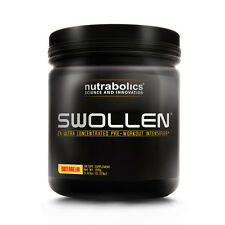 NUTRABOLICS SWOLLEN 168g PRE WORKOUT POWDER Free Shipping Crazy Sale