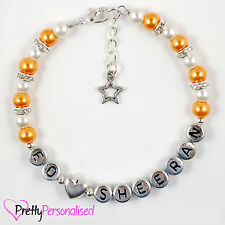 I Love Ed Sheeran Charm Bracelet - Kiss Me The A Team Give Me Love Gift Present