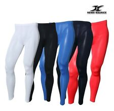 Mens Compression Long Pants Tight Leggings Sports Under Base Layer EP