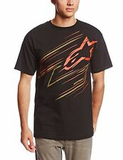 Alpinestars Men's Short Sleeve T-Shirt Hatfields Tee Black