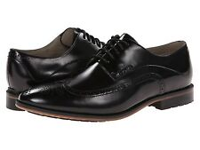 Men's Shoes Clarks Gatley Limit Leather Brogue Oxfords 03024 Black *New*