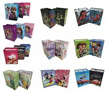 "12X Disney 9"" Paper Party Favor Bags, Gifts Bags, Birthday Bags, Loot Bags"