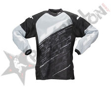 JT 2015 FX Tournament Paintball Jersey - Grey - ALL SIZES