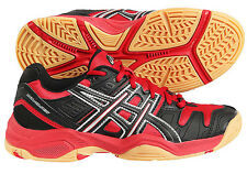 Asics Junior and Ladies Indoor Trainers Shoes Non Marking Gel Blast 4 GS