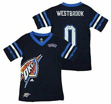 Adidas NBA Youth Girls Oklahoma City Thunder Russell Westbrook #0 Replica Jersey