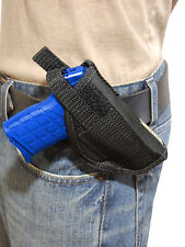 New Barsony OWB Cross Draw Gun Holster for Colt 380 Ultra-Compact 9mm 40 45