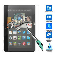"Tempered Glass Screen Protector For Amazon Kindle Fire New HD 6"" 7"" HDX  7"" 8.9"""
