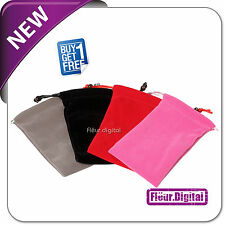 Mobile Phone Toggle Pouch Case For NOKIA Asha 201 205 206 300 302