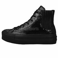 Converse Chuck Taylor All Star Platform Chelsee Snakeskin Womens Casual Shoes