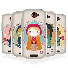 HEAD CASE WARMTH OF WINTER GEL BACK CASE COVER FOR HTC ONE S